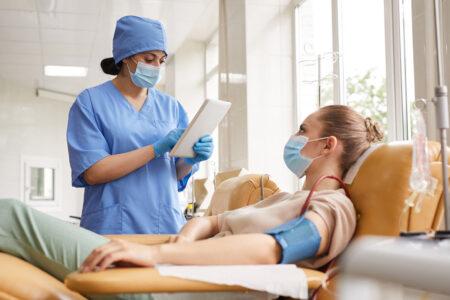 Госпитализация онкологических больных